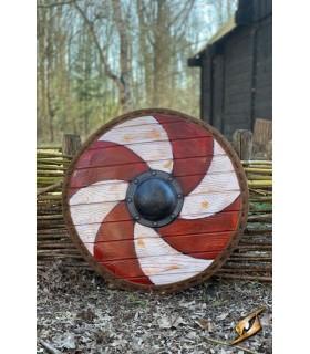 Bouclier viking Thegn, grandeur nature