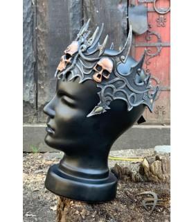 Bandeau Crâne du Nécromancien