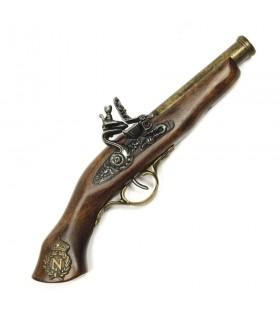 Pistolet tromblon à silex latonada