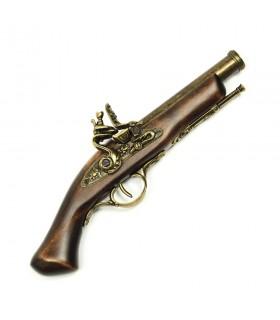 Pistolet vieux flint latonada