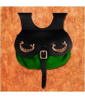 Sac viking modèle de Thane, couleur vert