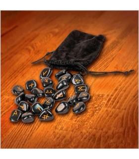 Set de runes viking avec sac