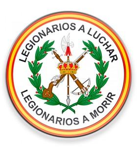Aimant les Légionnaires pour réfrigérateur