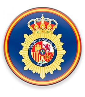 Aimant Corps National de la Police espagnole CNP pour réfrigérateur