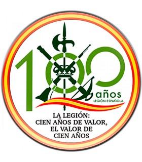 Aimant Légionnaires, cent ans d'une valeur, pour le frigo