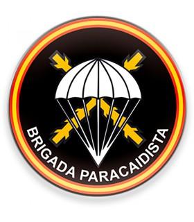 Aimant de la Brigade Parachutiste pour réfrigérateur