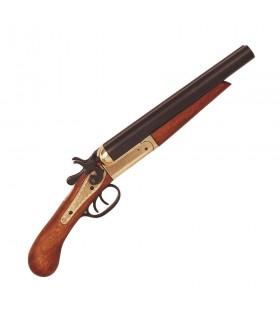Fusil de chasse à double canon UTILISE 1868