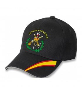 Cap de l'espagnol de la Légion
