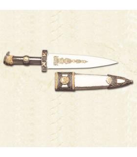 Dagger romaine avec fourreau métallique