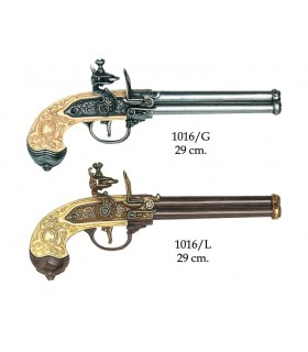 Italien gun 3 canons fabriqués par Lorenzoni 1680