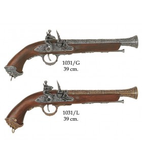 pistolet italien, XVIII siècle