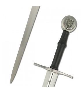 Main et une demi-épée Albrecht II d'Autriche