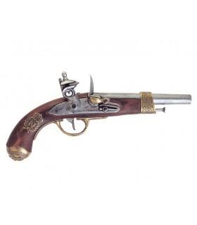 Napoléon pistolet fabriqué par Gribeauval 1806