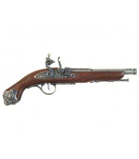 Pistolet percussion XVIII siècle