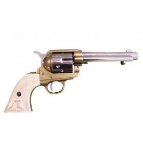 45 revolver de calibre baril 5 1/2 fabriqué par S. Colt, USA 1873