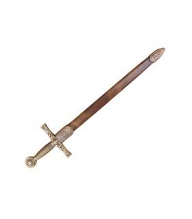 Coupe-papier Excalibur épée avec fourreau