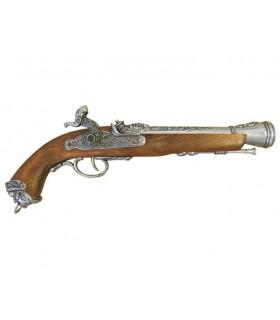 percussion italienne pistolet, XVIII siècle