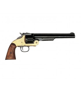 Revolver faite par Smith & Wesson, États-Unis 1869