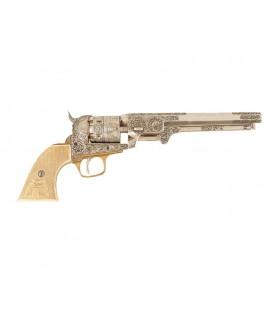 revolver Navy fabriqué par S. Colt USA 1851