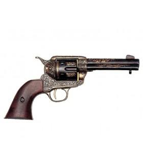 .45 Caliber revolver fabriqué par S. Colt, États-Unis 1886