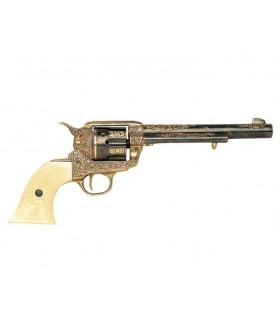 Cavalerie revolver fabriqué par S. Colt USA 1873