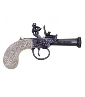 Anglais spark pistolet 1798