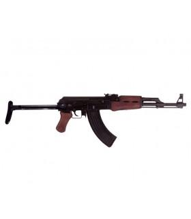 fusil d'assaut AK-47 soviétique avec crosse repliable