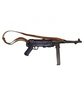 MP40 SMG de leash automatique, Allemagne 1940