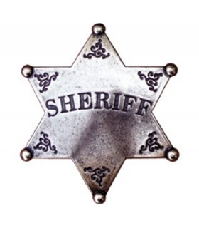 Sheriff 6 branches étoiles