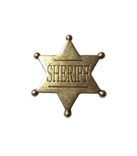 6 branches étoiles Sheriff