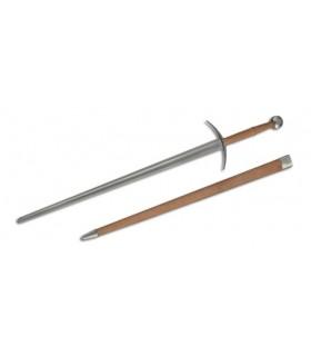 épée bâtarde à la pratique
