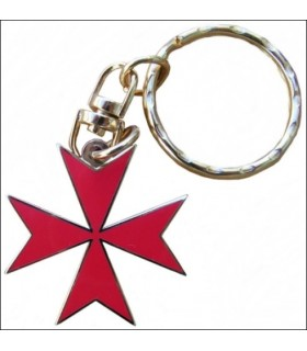 Maltese Cross Key