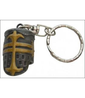 Key Templar Casque médiéval