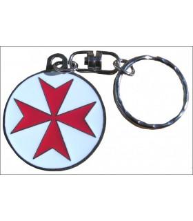 Templar Croix de Malte Key