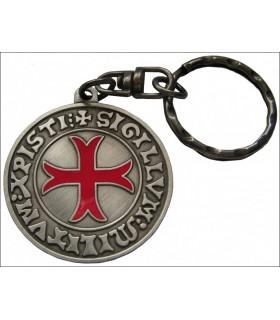 Templar Key Sigillum Militum Xristi