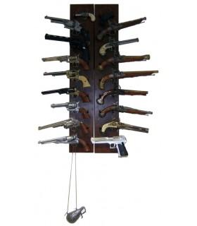 Double support de suspension de 18 pièces