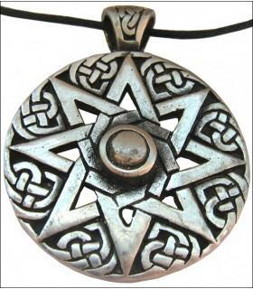Celtic pendentif croix 8-bras