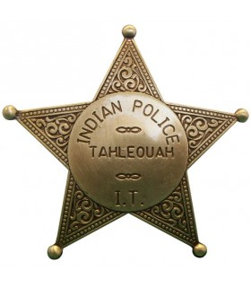 Police Badge Inde