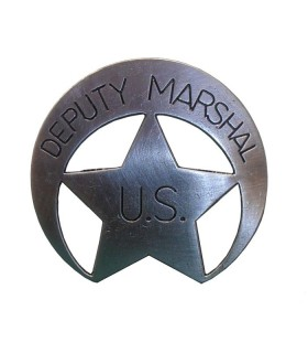plaque US Marshal