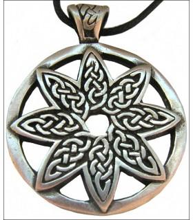 Pendentif Fleur Celtic