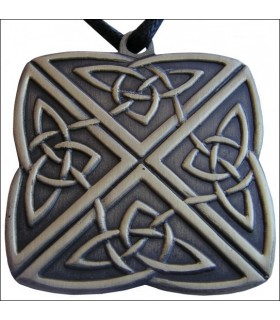 Celtic Pendentif noeud 4 directions