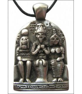 triade égyptienne Pendentif