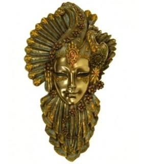 Fleur masque vénitien
