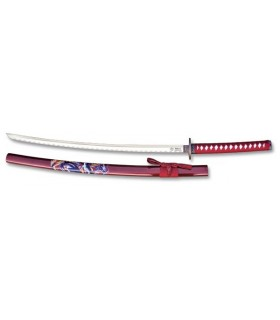 Red Dragon Katana