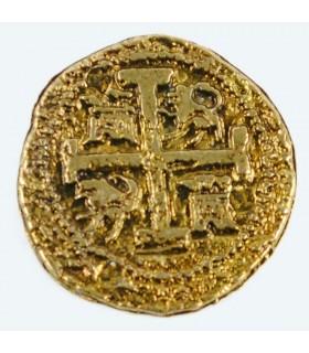 Pièce de 2 Escudos doublon d'or