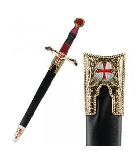 Sky poignard décoré chevalier
