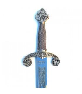 Alfonso X Argent épée