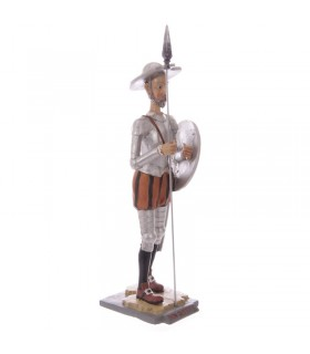 Figure de Don Quichotte (26 cms).