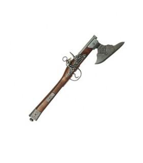 Gun Hache, Allemagne XVIIe siècle