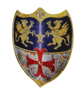 Manteau médiéval Adam pour les enfants